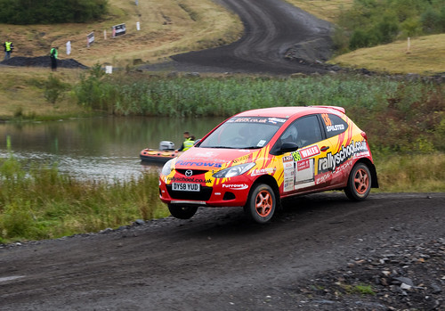 Des Fletcher Walters Arena Rally GB National B 2 | by Alastair Cummins