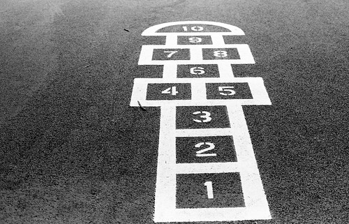 Hopscotch | by Fogel's Focus