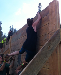 Wall Boost Tough Mudder | by ClifBar&Co