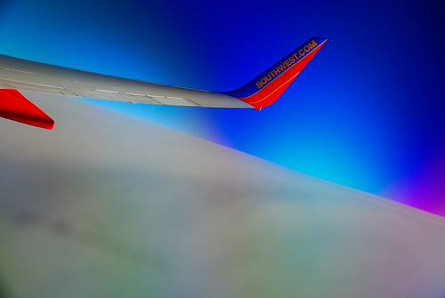 Somewhere over America | by richardzx
