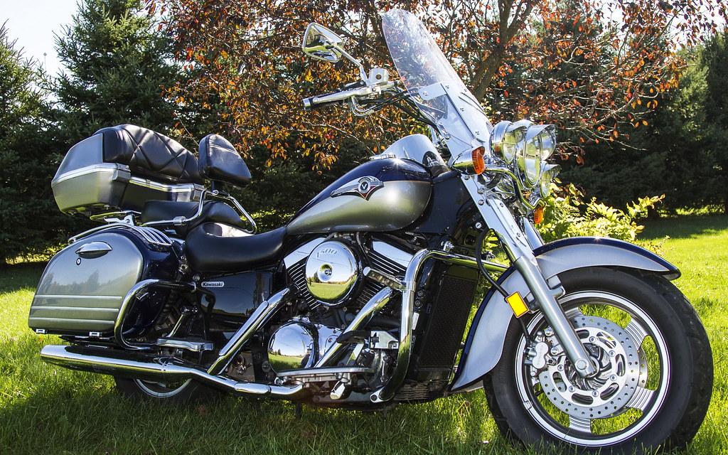 2004 Kawasaki Vulcan Nomad