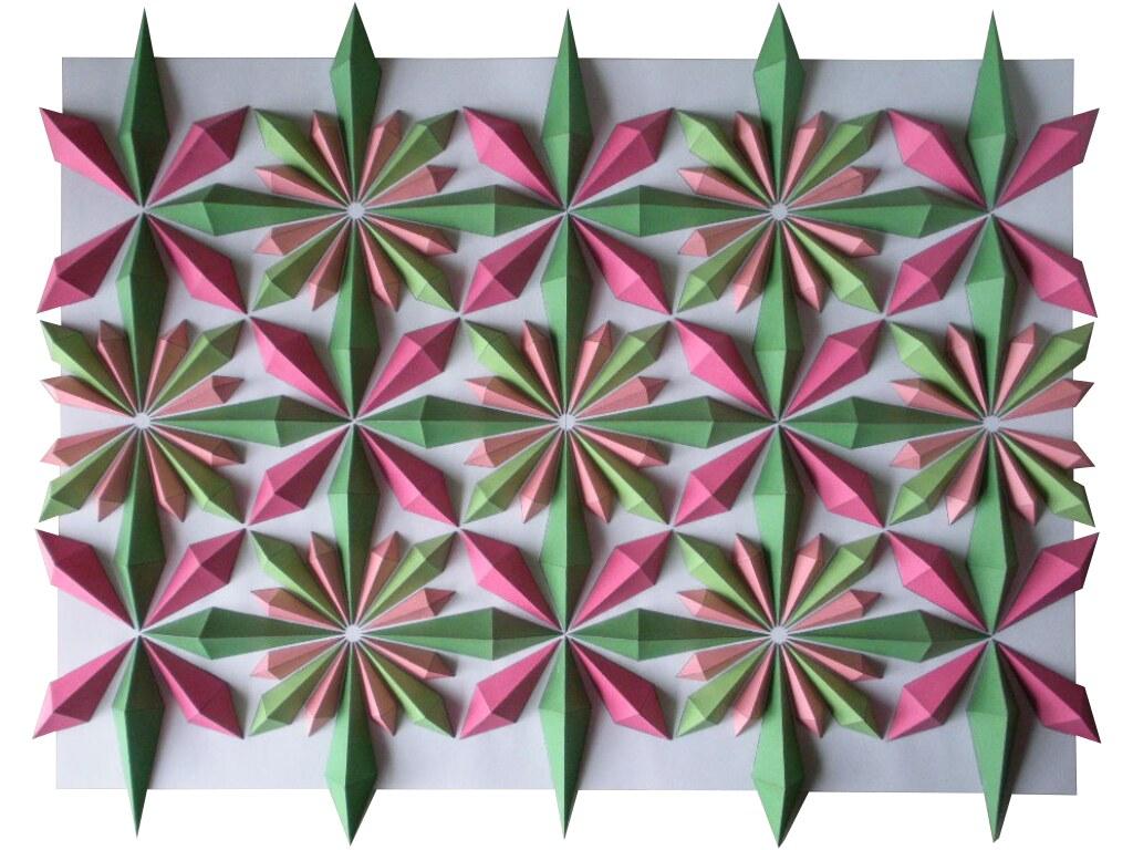 Flower Tessellation Template Pc Main