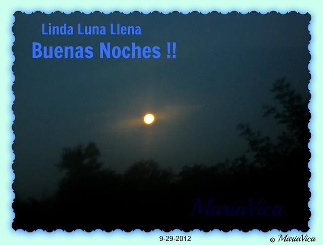 © Linda Luna Llena..Buenas Noches !!