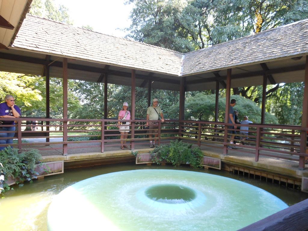 ... Eye Of Water, Longwood Gardens, Pennsylvania | By Smaginnis11565