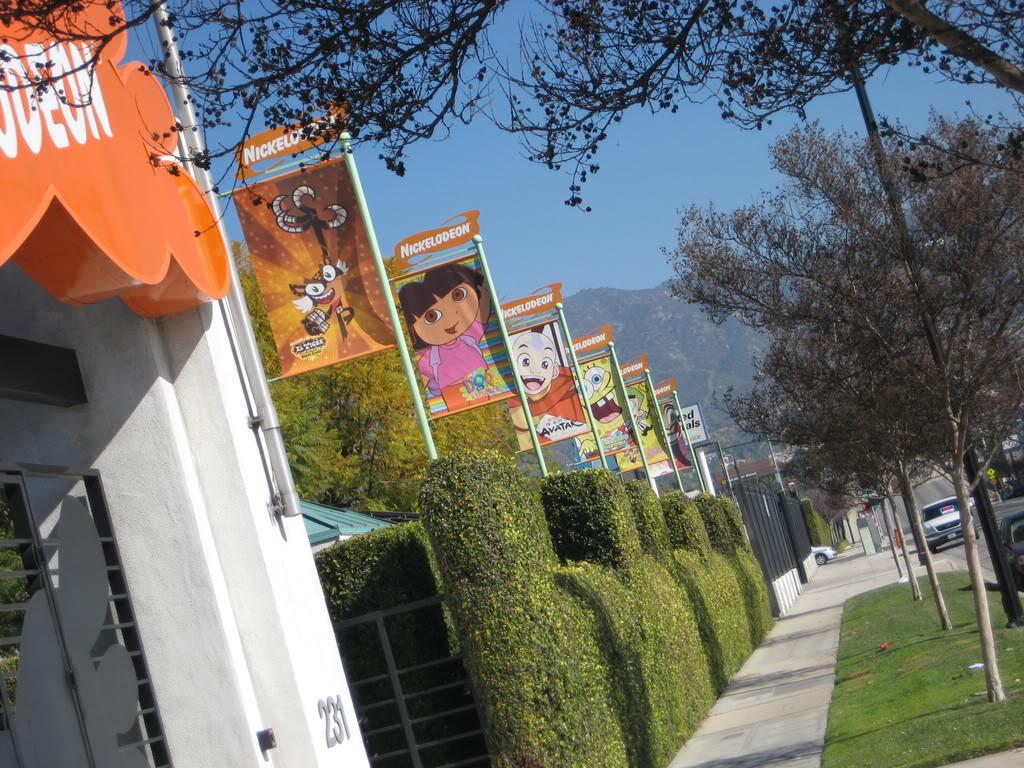 Old Nickelodeon Studios Tour