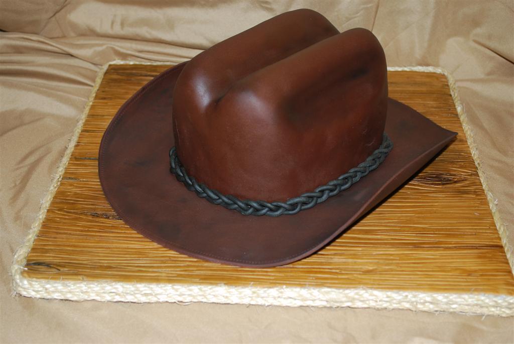 Cowboy Hat Cake Pan