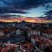 Sunset on Marseille