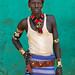 Hamer man, Turmi, Ethiopia