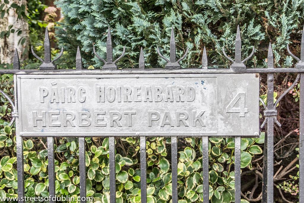HERBERT PARK DUBLIN 4