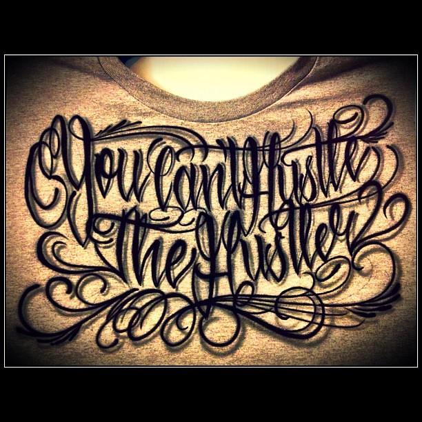 #airbrush #icandothattoo #cursive #script #calligraphy #ta
