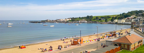 The pretty resort of Swanage in Dorset | by Anguskirk