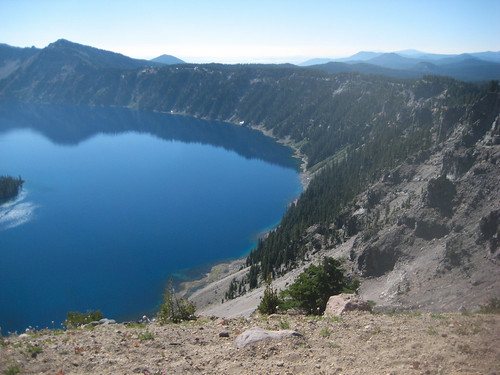 Crater Lake Panorama 2: Discovery Point | by yugenro