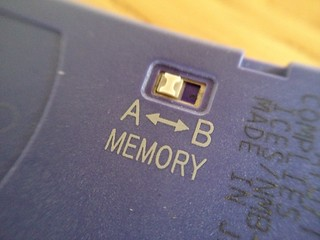 Memory stick switch | by Paul Hammond