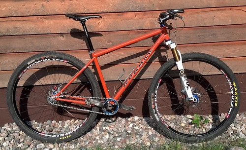 Gunnar Ruffian - Burnt Orange - | by Gunnar Cycles
