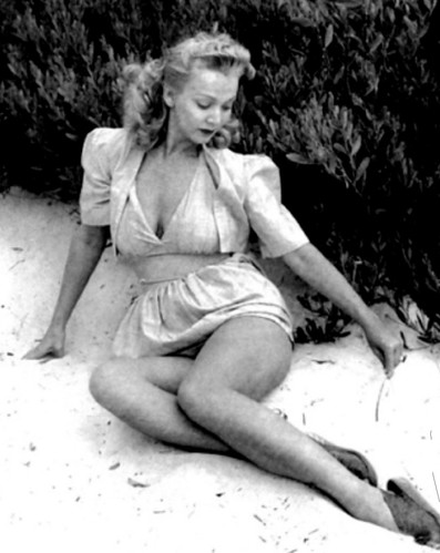 Carole Landis, Life Magzn pic 1941 | by Movie-Fan