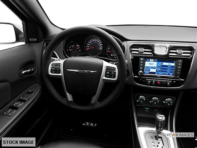 2013 chrysler 200 interior waynesville chrysler dodge jeep. Black Bedroom Furniture Sets. Home Design Ideas