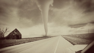 It's a twister, it's a twister! | by Mandy Stansberry Photography