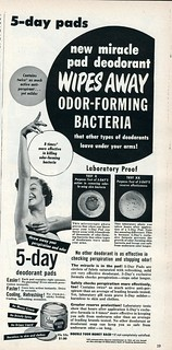 5 day pads - deodorant 1950 | by Nesster