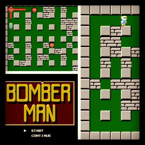 Bomberman Hudsonsoft Nes Nintendo Famicom Family Bo Flickr