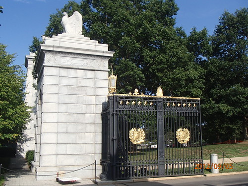 Arlington National Cemetery - Gate to the Cemetery | by cjacobs53