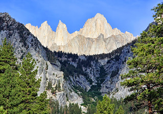 Above Mount Whitney Portal | by Dave Toussaint (www.photographersnature.com)