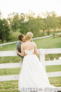 a castle hill wedding | by dominique attaway photography