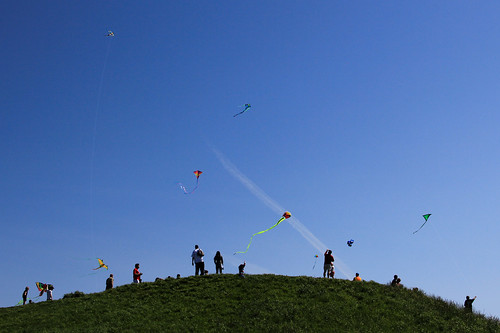Kites of Gasworks | by e.marie13