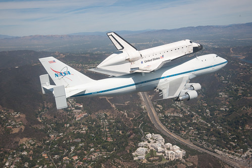 Endeavour over the Los Angeles Area (ED12-0317-032) | by NASA HQ PHOTO