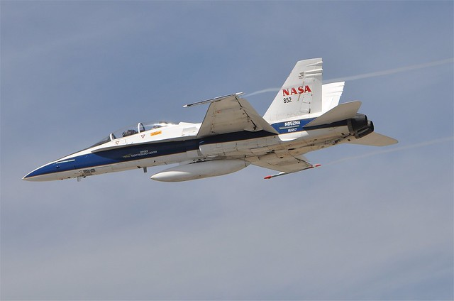 All NASA Chase Aircraft - Pics about space