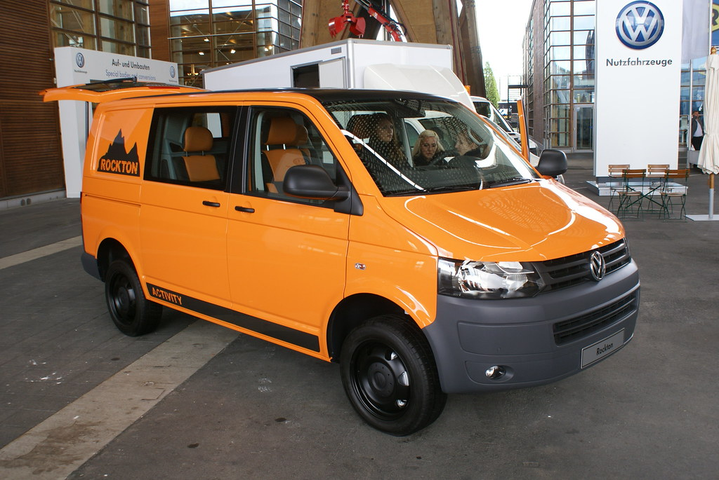 Vw T4 Syncro 4x4 Images