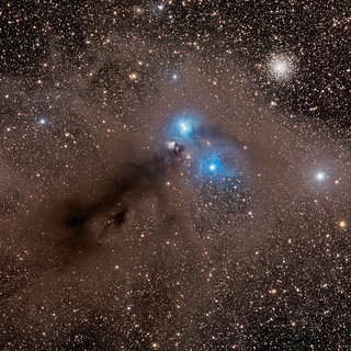 Stars and Dust Across Corona Australis | by marcolorenzi70