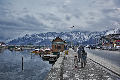 All Road Sign >> Kashmir | Boulevard Road Srinagar | Wazari Wazir | Flickr