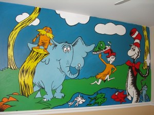 dr seuss mural 010 deniseonwere Flickr