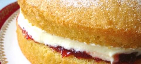 Macmillan Coffee Cake