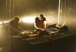 Orbital - Decibel 2012 - 10 | by Eva Blue