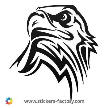 ... -Head-Sticker-Decal-07192 | Stickers Factory Stickers-F… | Flickr