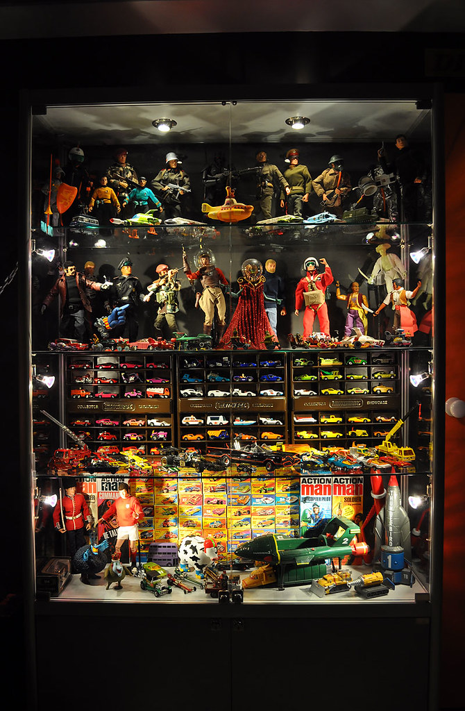 ... Toy Collection Display Cabinet | By Face Ache