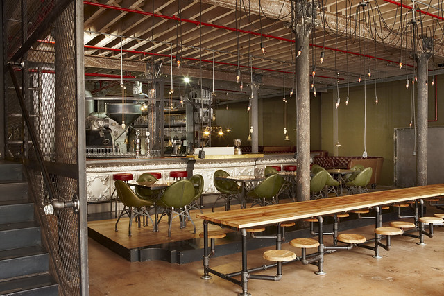 8. Truth Coffee Interior by Haldane Martin, Photo Micky Ho ...