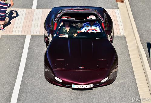Chevrolet Geiger Corvette C4 More Pictures Of