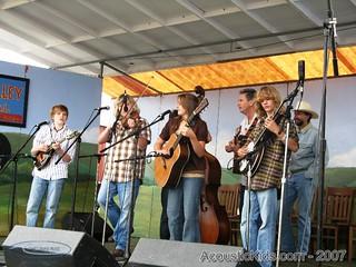 2007 Walnut Valley Festival Acoustic Kids