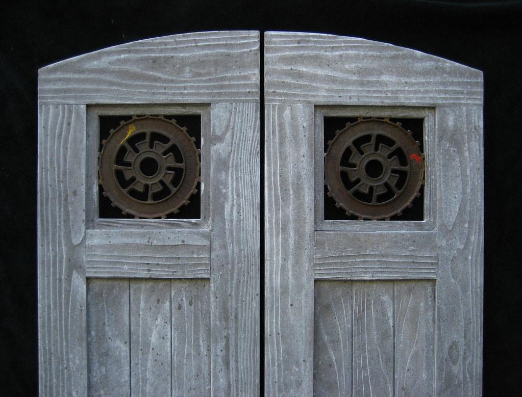Handcrafted custom swinging saloon doors - Saloon Doors For Restaurant Western Swinging Saloon Doors All Farmhouse Industrial Swinging Saloon Doors By