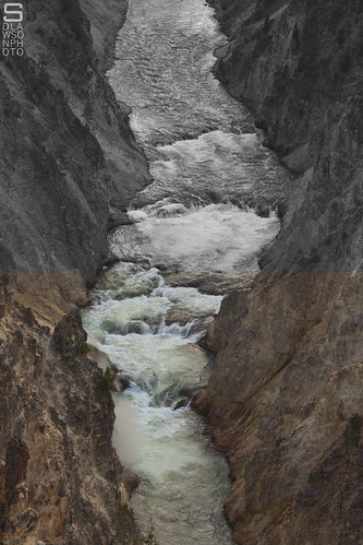 The Grand Canyon of the Yellowstone | by sdlawsonphoto