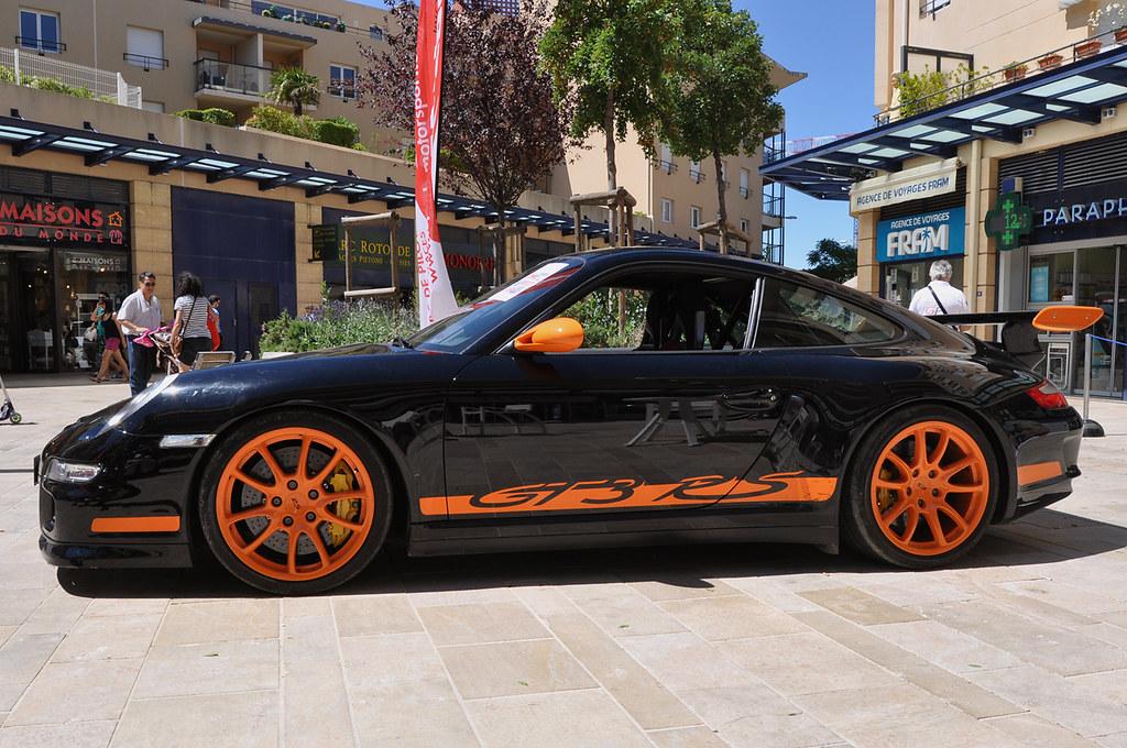 Porsche gt3rs exposition aix en provence jeff flickr