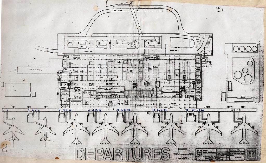 kai tak airport terminal floor plan   departures