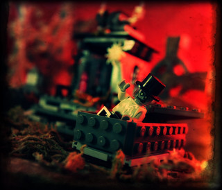 Lego Monster Fighters - The Zombies | by Ed Speir IV
