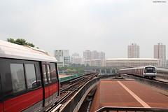 SMRT Jurong E NS EW Line