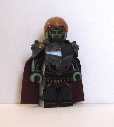 Ganondorf | by ChocoBricks Customs