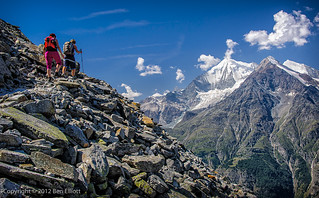 Gettin' High in the Alps | by benjaminwelliott