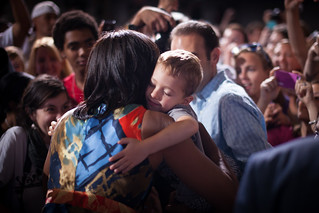 Michelle Obama in Fredericksburg—September 13th | by Barack Obama