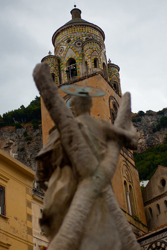 The Cathedral Of Amalfi | by mcmillant75